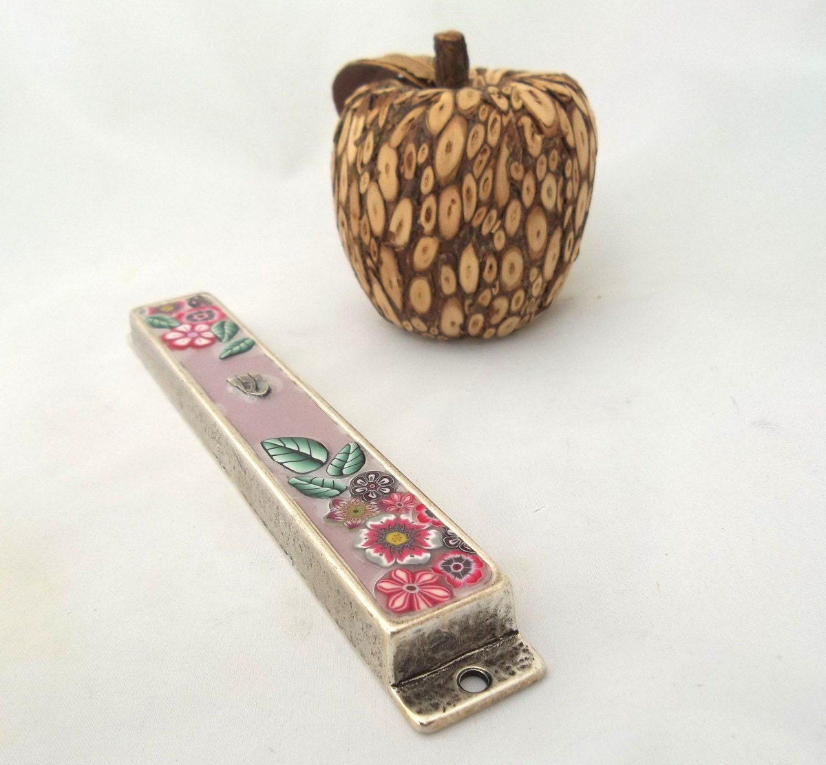 Jewish Wedding Gift List : Mezuzah Judaica gift Jewish Wedding gift Mezuza Modern