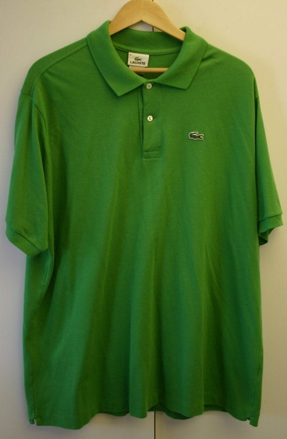 size xl or xxl lacoste men 39 s polo shirt designed in