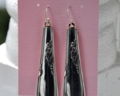 1936 Meadowbrook Spoon Earrings