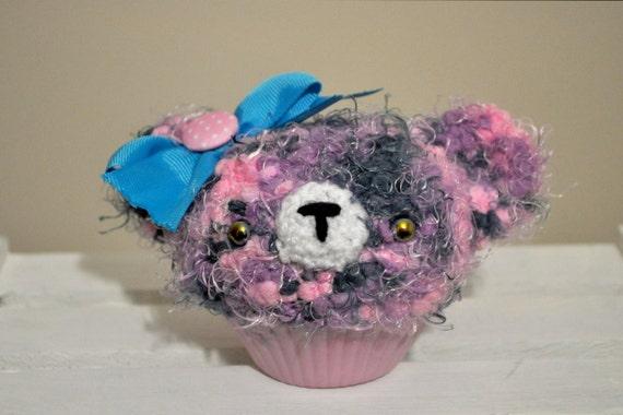 Amigurumi Bear cupcake bear artist bear amigurumi cupcake