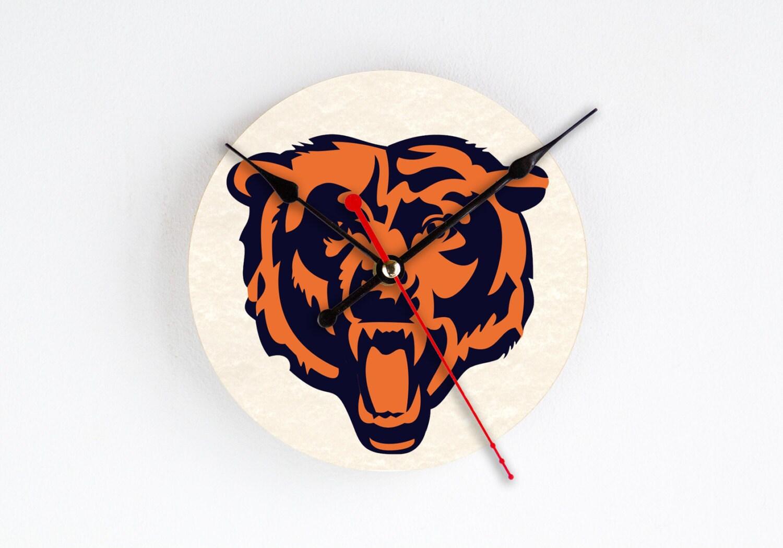 Chicago Bears Present Frame Ornament