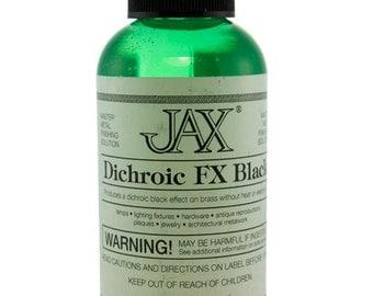 Jax Dichroic Fx Black 2oz Bottle  (PM9024)