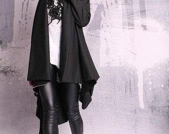 Asymmetrical coat   Etsy