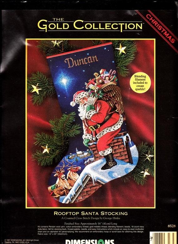 Felt Christmas Stocking Kit