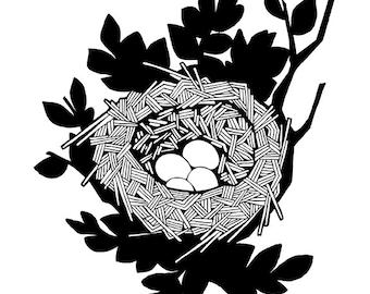 Geometric Nest