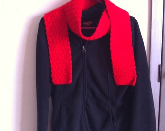 Red Scarf (D)