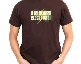 Hardcore Electrician T-Shirt