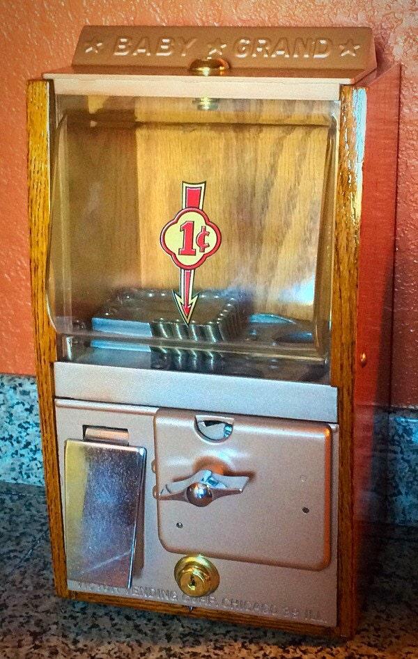 gumball machine history