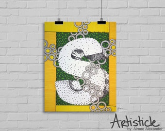 letter s home decor etsy large wooden letters home decor rustic by borlovanwoodworks