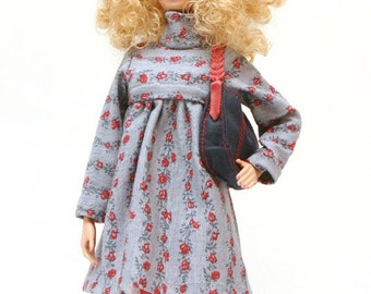 Handmade clothes for Barbie (dress):  Lily