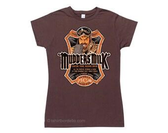 Womens Mudders Milk T Shirt