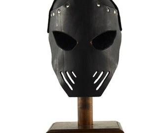 Executioner Leather Helmet - Medieval Mask #DK5500