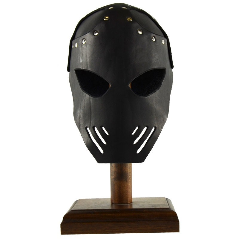 Executioner Leather Helmet Medieval Mask DK5500