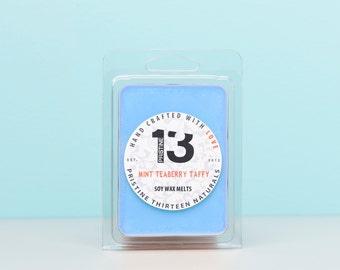 Mint Teaberry Taffy Wax Melt
