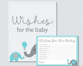 Wishes for Baby Activity ...