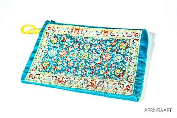 Gypsy Pouch Arabic Clutch Boho