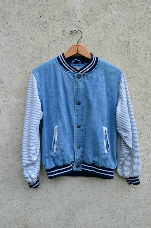 Mens Vintage Jean Jacket