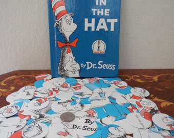 """Dr. Seuss Table Scatter, Confetti, 1.5"""" Circles"""