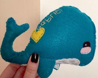 Whale Plush