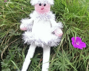 Crochet Kit, Felicity the Fairy