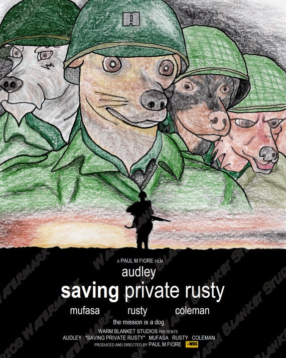 The gallery for --> Saving Private Ryan Poster Parody