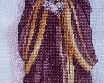 KL113 Anne of Cleves Counted Cross Stitch Kit