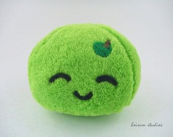 Mochi Plush - Green Apple Flavor