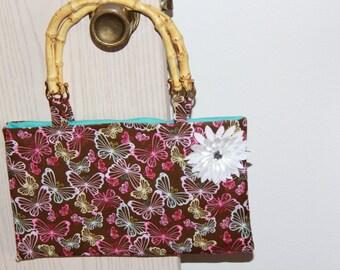 Butterflies Fantasy Handbag (Small)