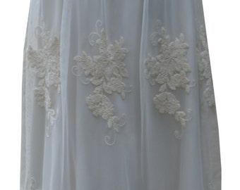 Ava Dreamy Lace Antique Inspired dress