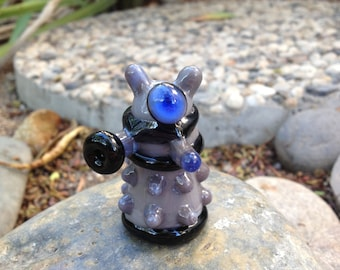 Borosilicate Glass Dalek (DOCTOR WHO)