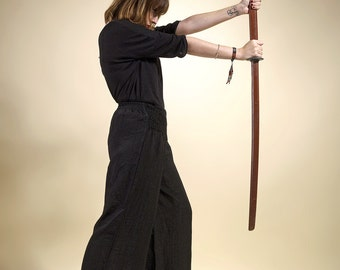 "Pants samurai, Japanese pants ""Elle Driver"""