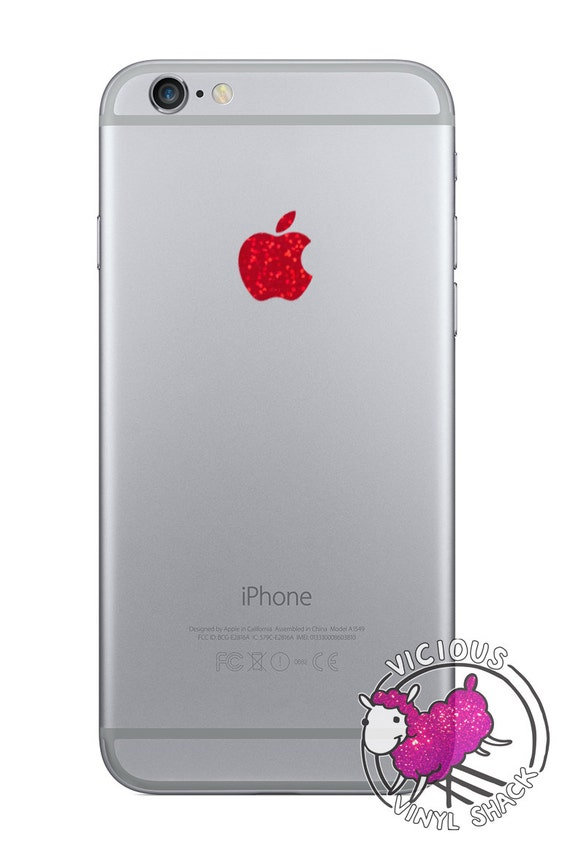 Iphone 6 Logo Stickers