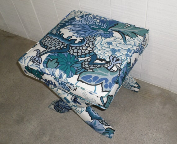 Custom Built X Bench - Design Your Own In Any Fabric