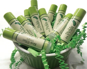 NATIONAL PICKLE DAY - in a Pickle Lip Balm - Pickle Lip Balm