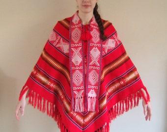 Poncho pattern   Etsy UK