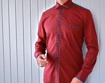 Men Shirt Dandy Inspiration WILDE