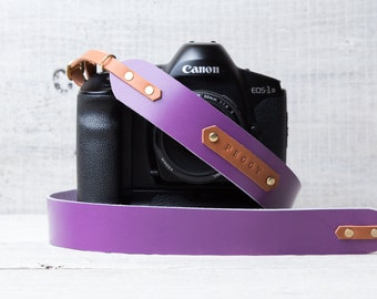 Camera strap Personalized leather camera strap DSLR camera strap Vintage camera strap DSLR camera strap Nikon Camera Strap Canon strap