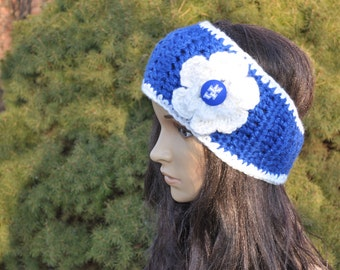 University of Kentucky headband earwarmer