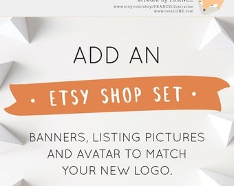 ETSY BANNER add-on.