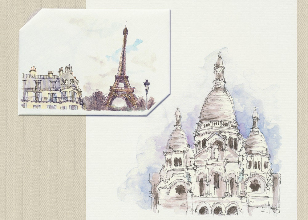 how to get to sacre coeur from eiffel tower