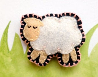 Sheep Fridge Magnet