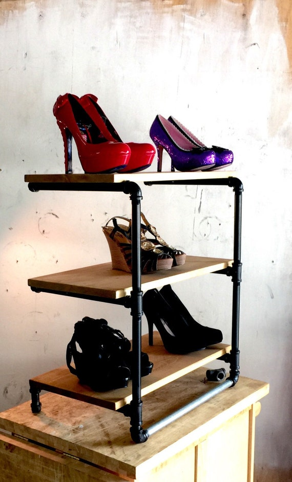 items similar to industrial shoe rack high heel shoe