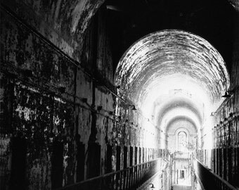 Eastern State Penitentiary Photograph