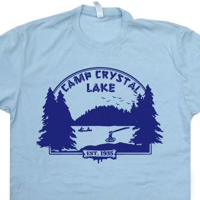 Camp T Shirt Design Ideas