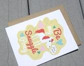 Pony Valentine Card, Funny Valentine's Day Card