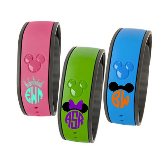 MagicBand Decal MagicBand Monogram MagicBand Sticker Magic