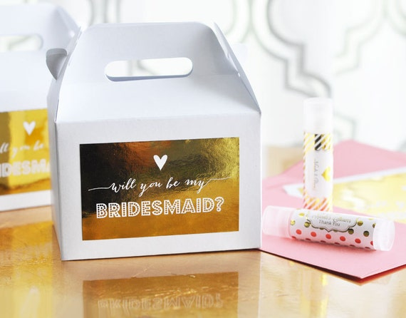 Will You Be My Bridesmaid Will You Be My Bridesmaid Box Will