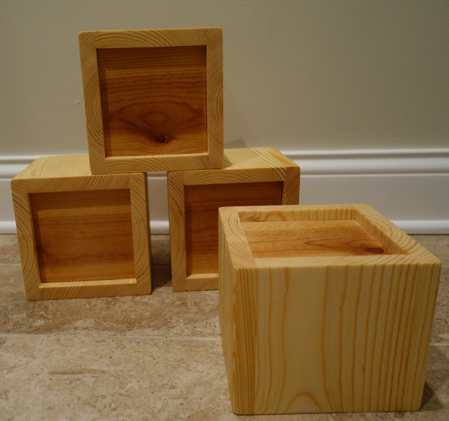 Custom Furniture Bed Risers 2 5 5 Handmade Solid