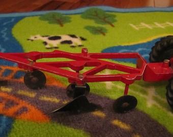 Die Cast Metal Toy Tractor Implement Ertl Co