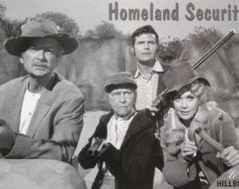 Beverly Hillbillies Rare Poster